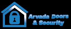 Arvada Doors Security logo mobile