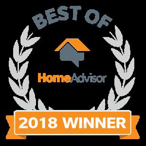 Best Of Home Adviser 2018 - Arvada Garage Doors & Security